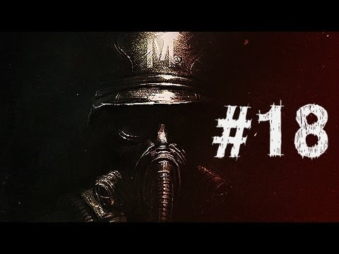 Metro Last Light Gameplay Walkthrough Part 18 - Undercity - Chapter 18