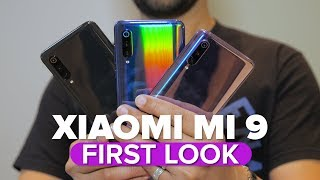 Xiaomi Mi 9 hands-on - CNETTV