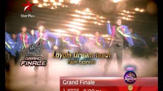Loyola Dream Team is here to win the coveted grand finale trophy!