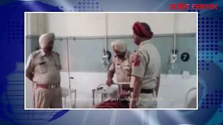 video : गिरफ्तार कश्मीरी छात्र की तबियत बिगड़ी, अस्पताल में भर्ती