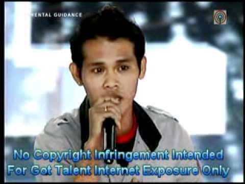 Marcelito Po Moy Narito Ako Pilipinas Got Talent 2011 Season 2 Next Winner?
