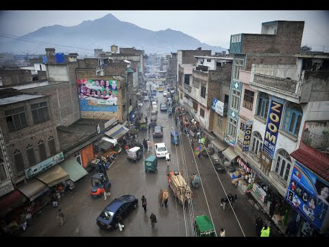 MINGORA CITY SWAT PAKISTAN.