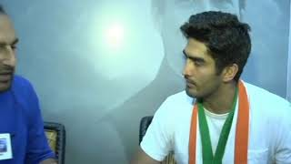 Congress candidate Vijender Singh: Nation needs development, not caste politics | 2019 Elections - NEWSXLIVE
