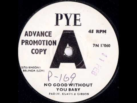 Paddy, Klaus and Gibson - No Good Without You Baby (Remember Liverpool Beat 46)