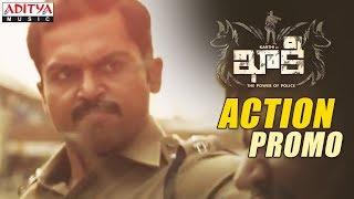 Khakee Action Promo || Khakee Releasing on Nov 17 || Karthi, Rakul Preet || Ghibran - ADITYAMUSIC