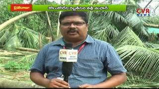 తిత్లీ తుఫాన్ బీభత్సవం.. సిక్కోలు అతలాకుతలం|Titli Cyclone Effect in Srikakulam| Farmers Face to Face - CVRNEWSOFFICIAL