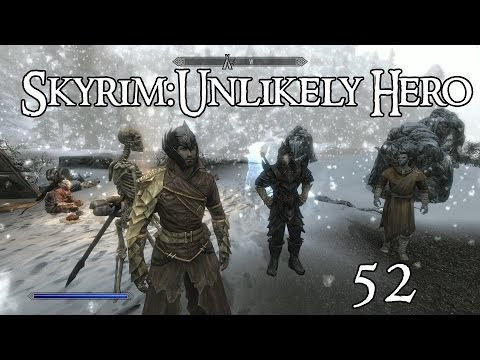 Unlikely Hero:A Skyrim Tale- Part 52 (New spells and failing the trials)