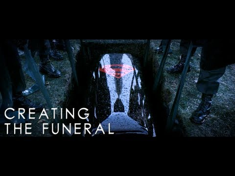 Superman: Doomsday - Behind The Scenes Vol 2 - Creating Funeral for a Friend