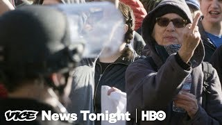 Paying To Protest & North Korea Soap Operas: VICE News Tonight Full Episode (HBO) - VICENEWS
