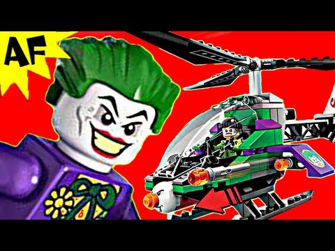 Lego Batman & Joker: Batwing Battle 6863 Set Review