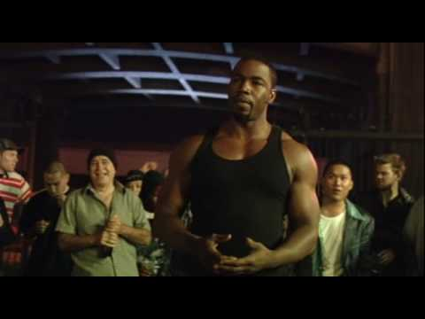 Michael Jai White Fight scene 2