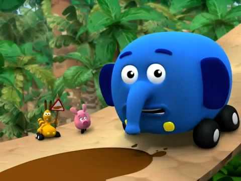 Przystanek Dżungla - Kichaniu mówimy nie - oglądaj w Disney Junior!