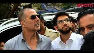 Uncontrollable Mod Forces Akshay Kumar To Leave An Event Halfway | Bollywood News - ZOOMDEKHO