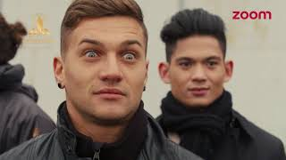 Mister Supranational 2016 | Contestants Show Their Freestyle & Strength