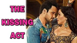 Emraan Hashmi talks about his 'Kissing Scene' in Raja Natwarlal | Bollywood News