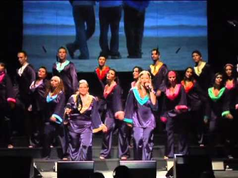 'Lean on me' Animae Gospel Choir