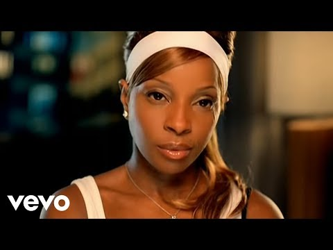 Mary J. Blige Be Without You