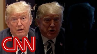 Lights go out on President Trump - CNN