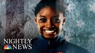 Simone Biles Criticizes New USAG President Over Anti-Nike Tweet | NBC Nightly News - NBCNEWS