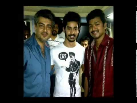 ULTIMATE THALAPATHIS (Vijay Ajith Friendship video)