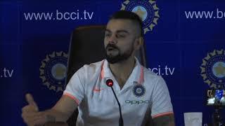 23 Jun, 2018: Cricket-Indian skipper Kohli says two new-ball ODI rule brutal for bowlers - ANIINDIAFILE