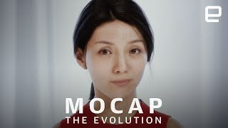 Vicon Siren: The History of Mocap - ENGADGET