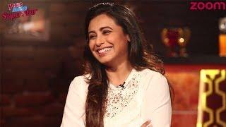 'Hichki' Star Rani Mukerji's Emotional Journey About Motherhood | Yaar Mera Superstar 2 - ZOOMDEKHO