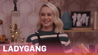 "Wait...What Is 'Making Out' a Code Word for on ""LadyGang?"" 