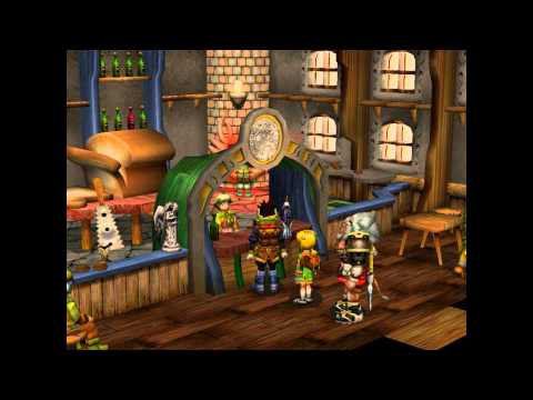 【Let's Play!】 Grandia II - Part 14 - Mareg the Wise