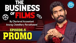 Goods And Services Tax (GST) | The Business Of Films - Ep 5 | Promo | CA Anurag Chowdhary - IDREAMMOVIES