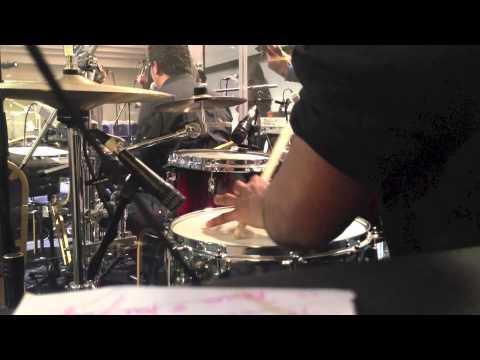 Killburn church Ruach Ministries Lucas Drums