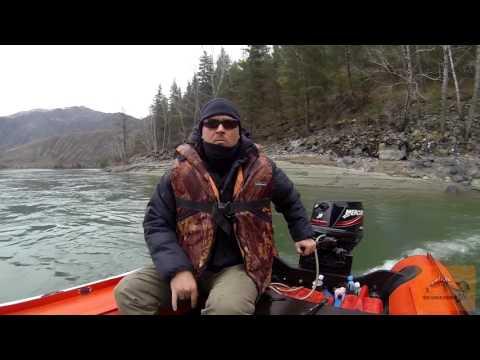 рыбалка в горном алтае на реке урсул хариус