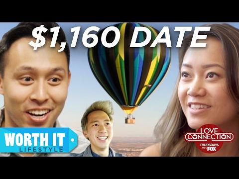 $22 Date Vs. $1,160 Date