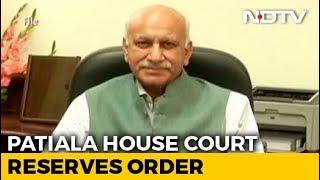 Delhi Court To Take Call On MJ Akbar's Defamation Case On January 29 - NDTV