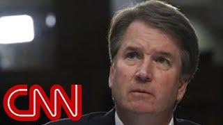 Listen to letter from Kavanaugh's accuser - CNN