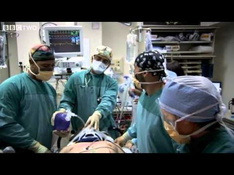 Robotic Technology Used In Emergency Room - Horizon: Surviving a Car Crash - BBC Two