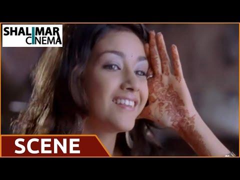 Jagadam Movie || Isha Giving Beautiful Lip Lock to Ram || Ram , Isha Sahani