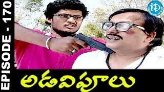 Adavipoolu    Episode 170    Telugu Daily Serial - IDREAMMOVIES