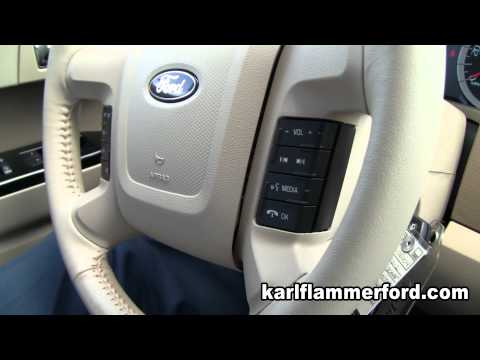 2012 Ford Escape Review - Karl Flammer Ford Tarpon Springs, Florida