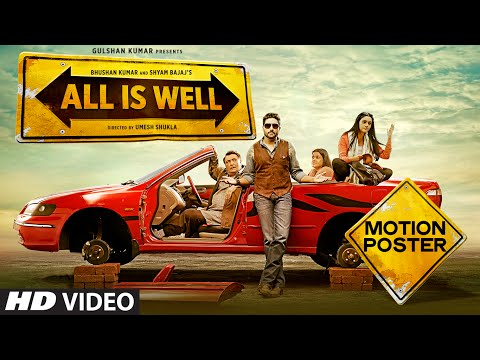All Is Well - Motion Poster