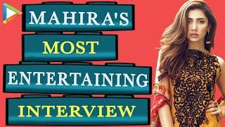 Mahira Khan's Most CANDID Interview On SRK, Ranbir Kapoor, Raees & Lot More - HUNGAMA
