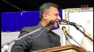 Akbaruddin Owaisi Addresses Public On Receiving Assassination Threats l CVR NEWS - CVRNEWSOFFICIAL