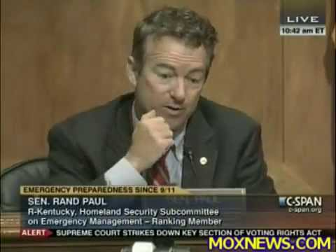 Rand Paul Problem and Headline News