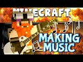 Minecraft - Back To The Future #1 - Making Music