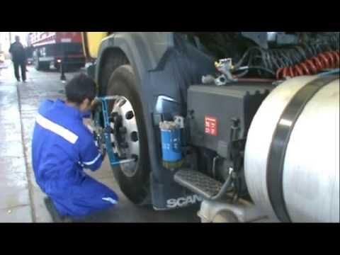 Truckcam Sistema de Alineación de Ruedas