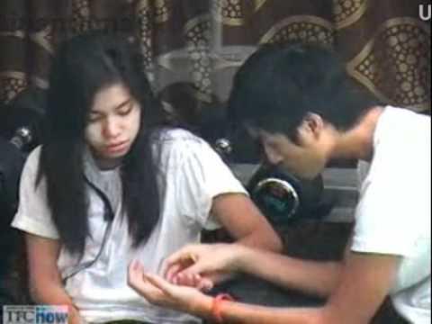 Alec & Jai (JaLec) - Kurot Sa Bewang + Holding Hands Moment