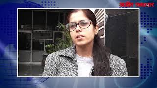 यमुनानगर :  स्नेचर्स महिला प्रोफेसर  बैग छीनकर फरार, घटना सीसीटीवी में कैद