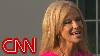 Kellyanne Conway: It's weird everyone is so obsessed with Trump - CNN