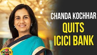 Chanda Kochhar quits ICICI Bank, Sandeep Bakhshi to succeed her as MD & CEO | Mango News - MANGONEWS