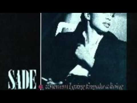SADE - When am I going to make a living (original version) with LYRICS